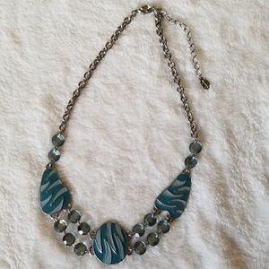 Bijoux Terner  Turquoise Necklace